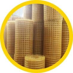 Производственных композитной сетки